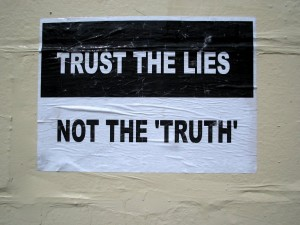 24233_fly_poster_graffiti_trust_the_lies