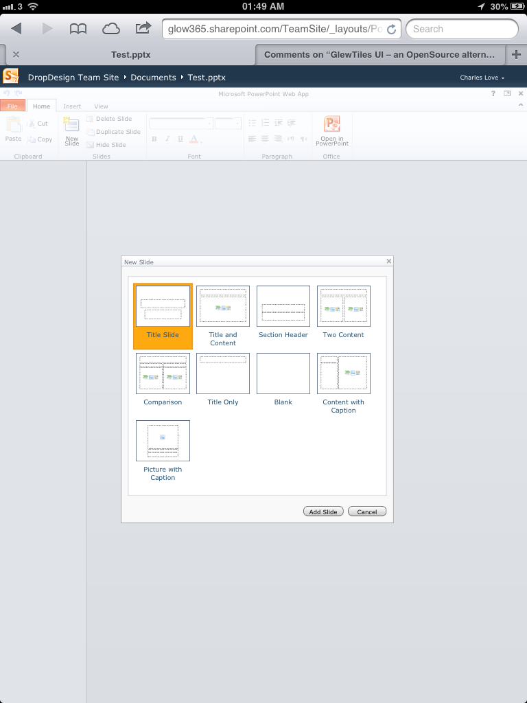 how to change slide orientation in powerpoint 2013