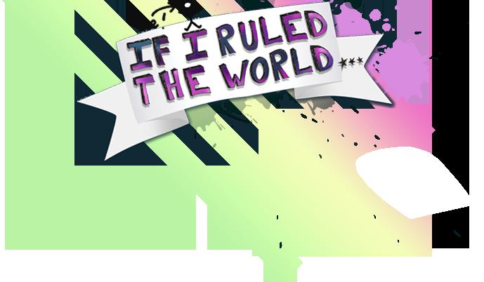 Classroom Curriculum Design ~ If i ruled the world… charlie love